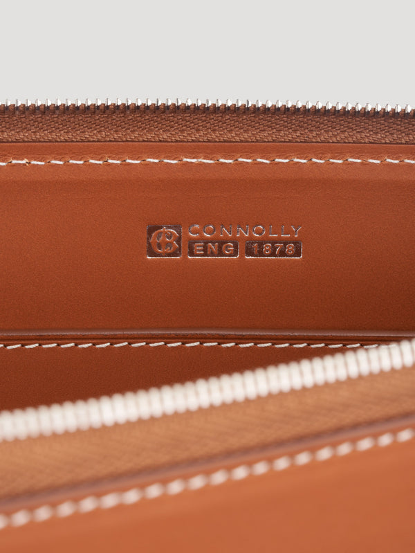Connolly England | Tan Hex Portfolio 1904