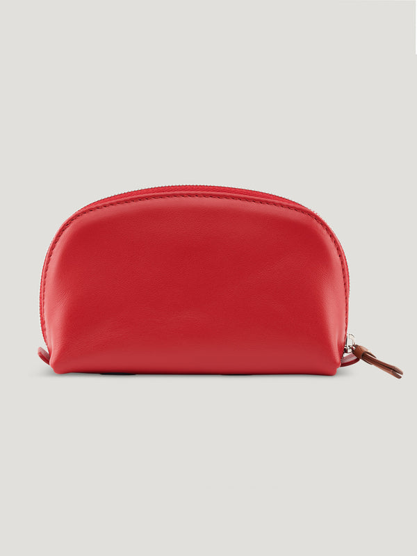 Connolly England | Red Travel Pouch Car Print 1945