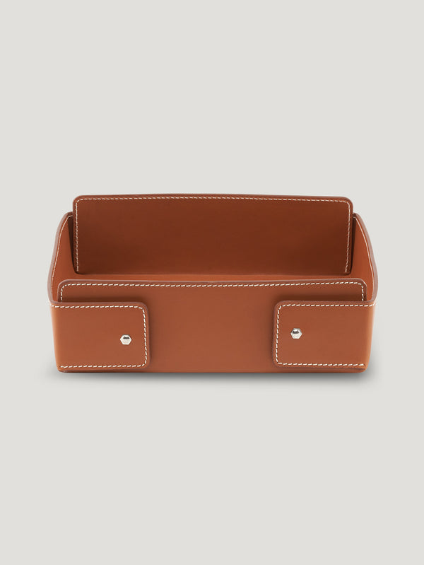 Connolly England | Tan Large Vide Poche