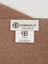 Connolly England | Natural Cervelt Scarf