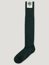 Racing Green Long Wool Socks