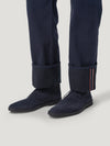 Connolly England | Blue Mechanic Jean Trousers