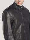 Connolly England | Black Racing Jacket
