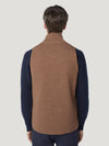 Connolly England | Vicuna Wool Drop Back Car Vest