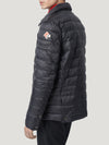Connolly England | Navy Quilted Down Jacket