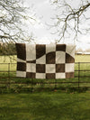 Ecru Rally Blanket 135x218