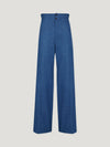 Connolly England | Sash Denim Blue Trouser