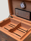 Natural Walnut El Secador Humidor