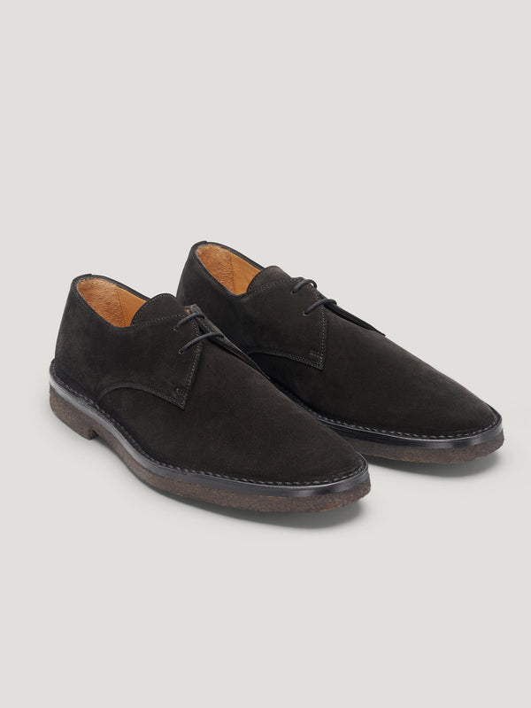 Black Men's Driving Shoes