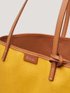 Connolly England | Yellow Large Tote Bag