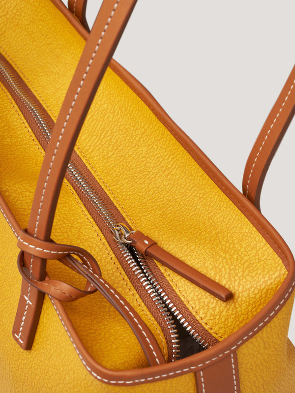 Connolly England | Yellow Medium Tote Bag