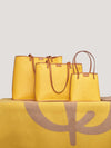 Yellow Large Tote Bag