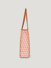 Connolly England | Red Printed Canvas Shopper