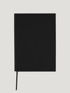 Connolly England | Black A4 Plain Notebook