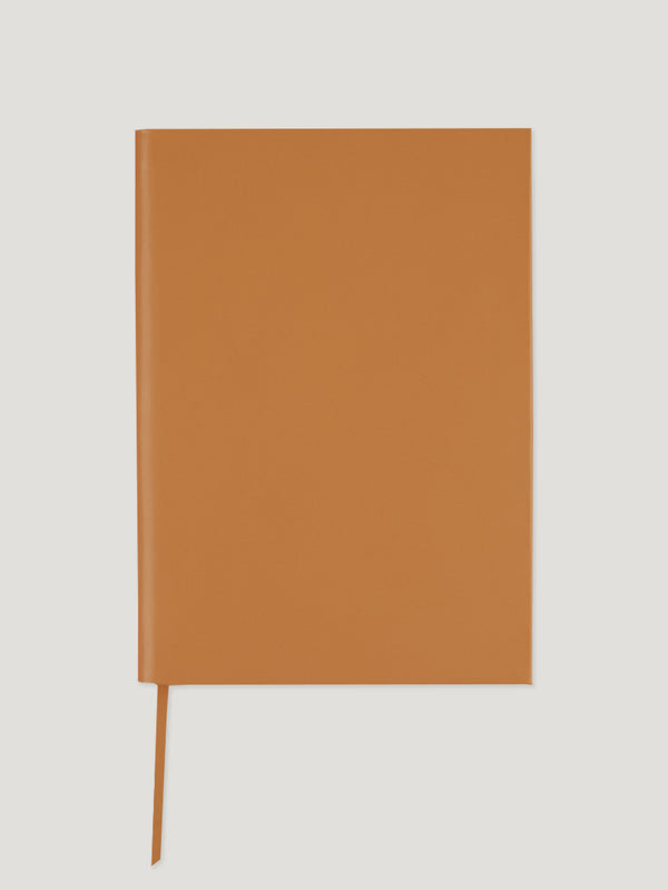 Connolly England | Tan A4 Plain Notebook