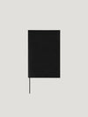 Connolly England | Black A5 Unlined Notebook