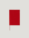 Connolly England | Red A5 Unlined Notebook