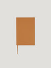 Tan A5 Unlined Notebook - Connolly England