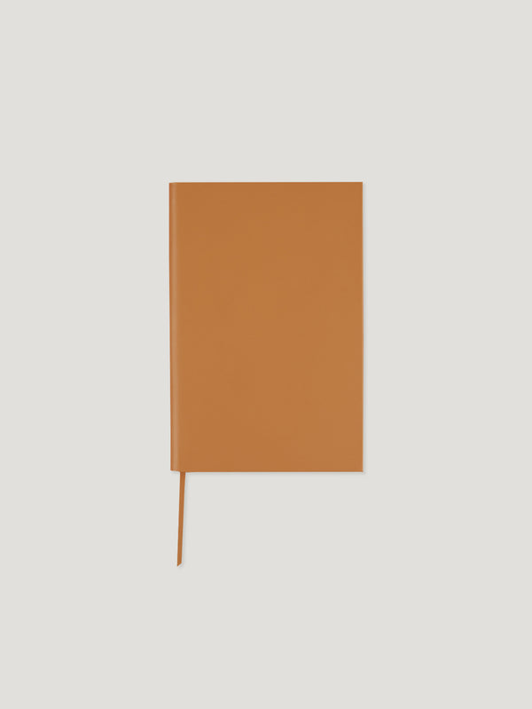 Connolly England | Tan A5 Plain Notebook