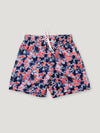 Connolly England | Navy and Red Floral Swimming Trunks