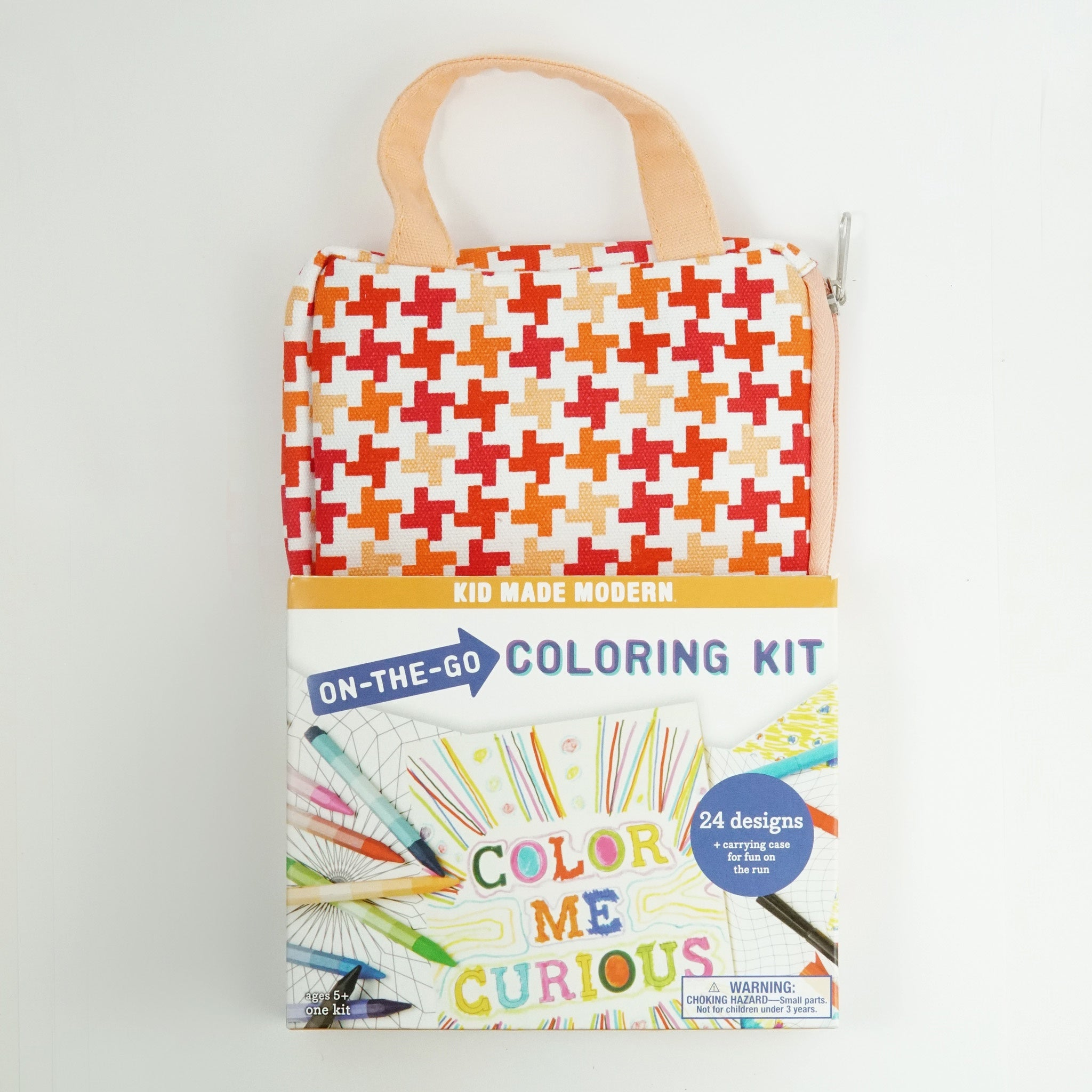 KID COLORING KIT ON-THE-GO