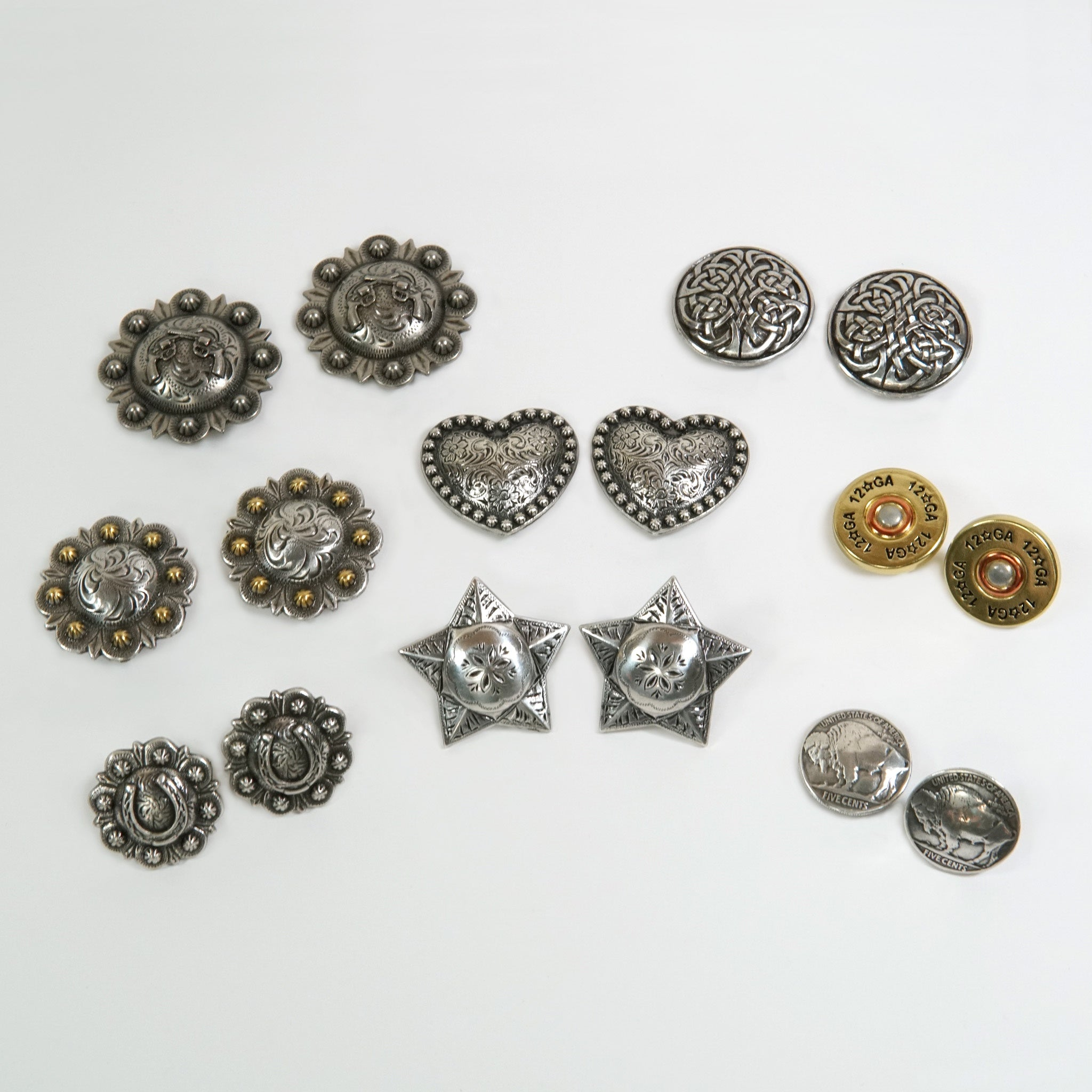 Assorted Conchos