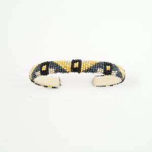 BR MULTI-COLOR  BEADED CUFF