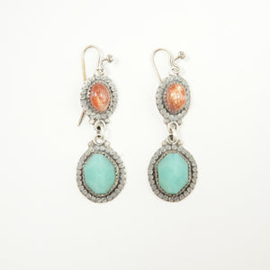 ER TRADE BEAD EARRINGS