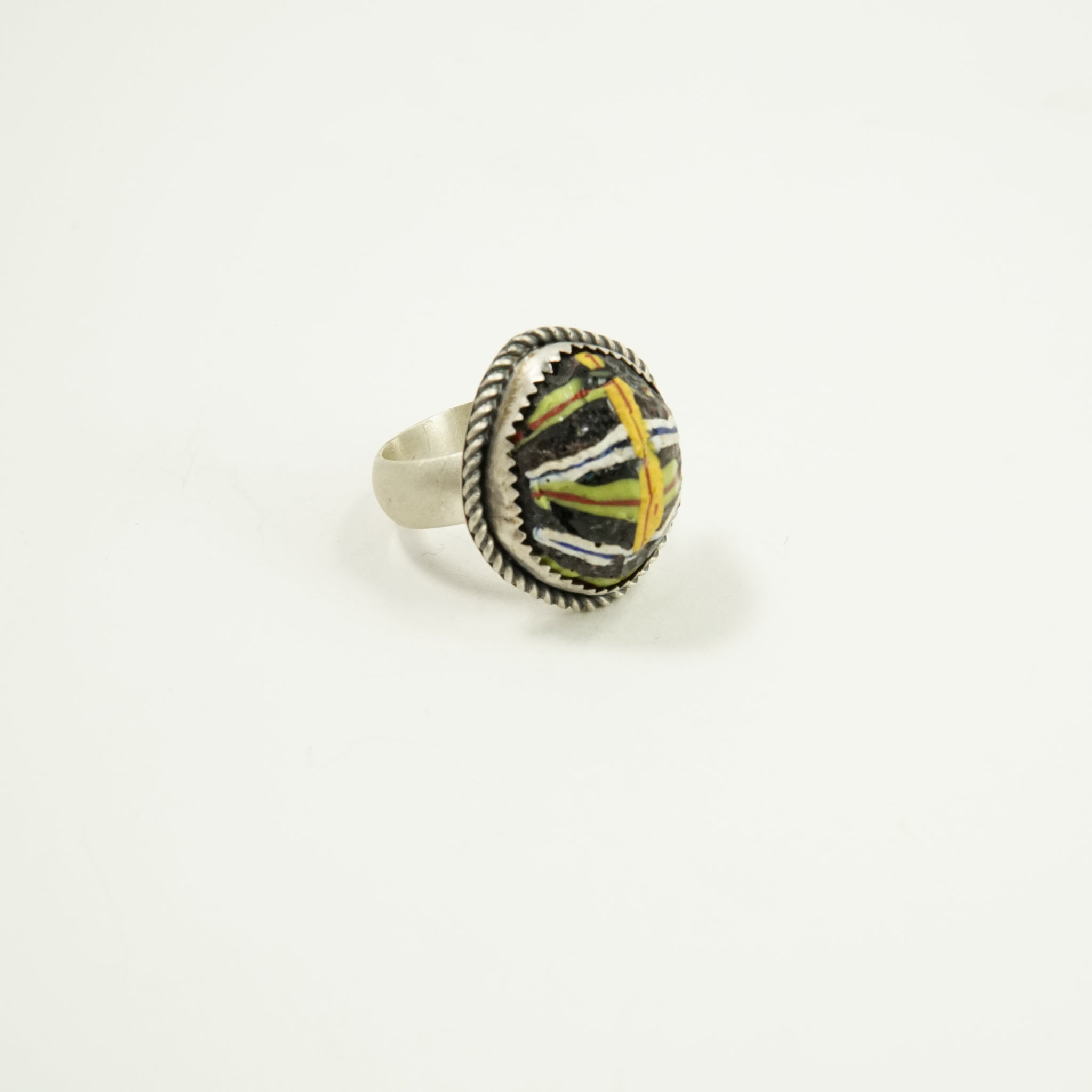 RG TRADE BEAD RING BY MARTHA WILLETO
