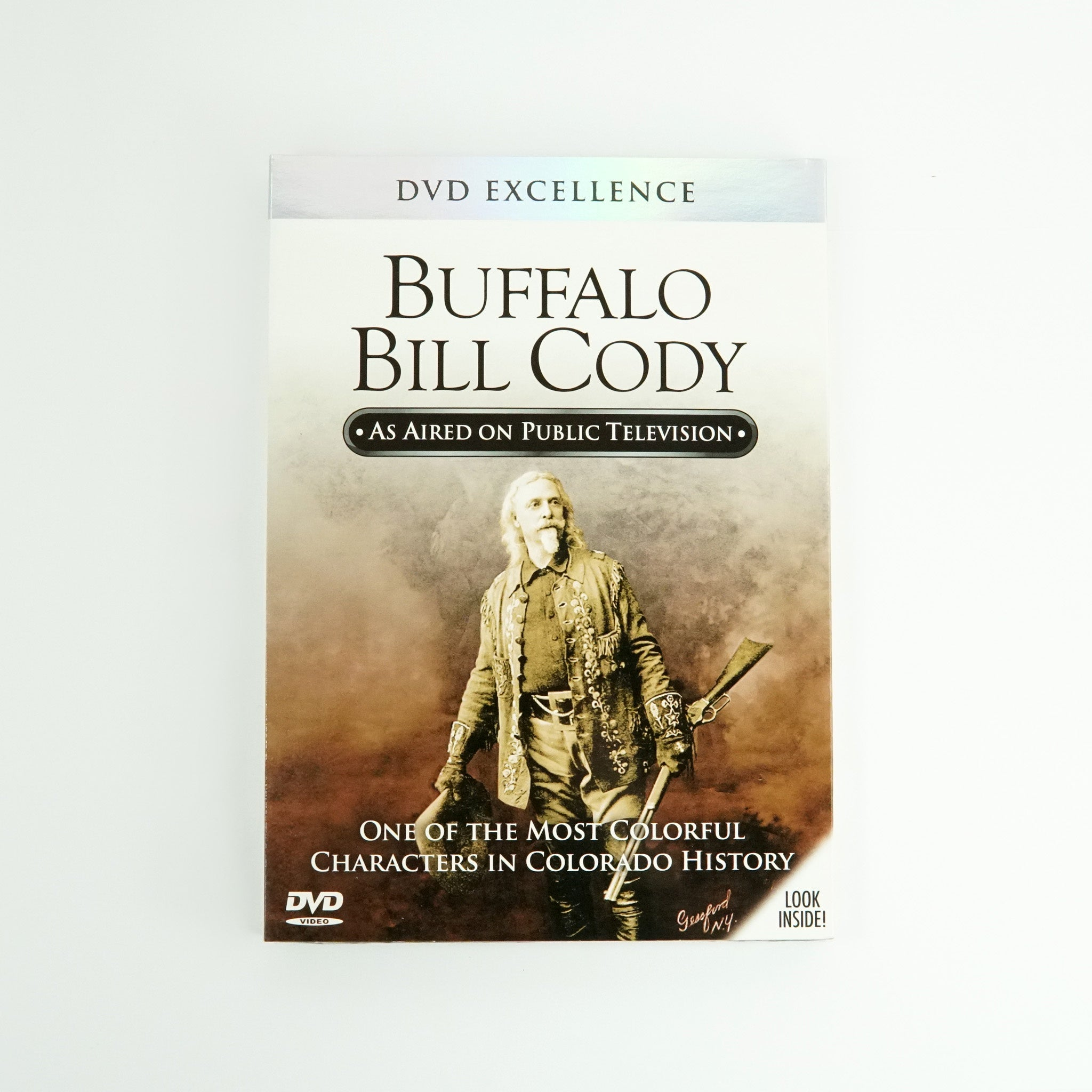 Buffalo Bill Cody DVD