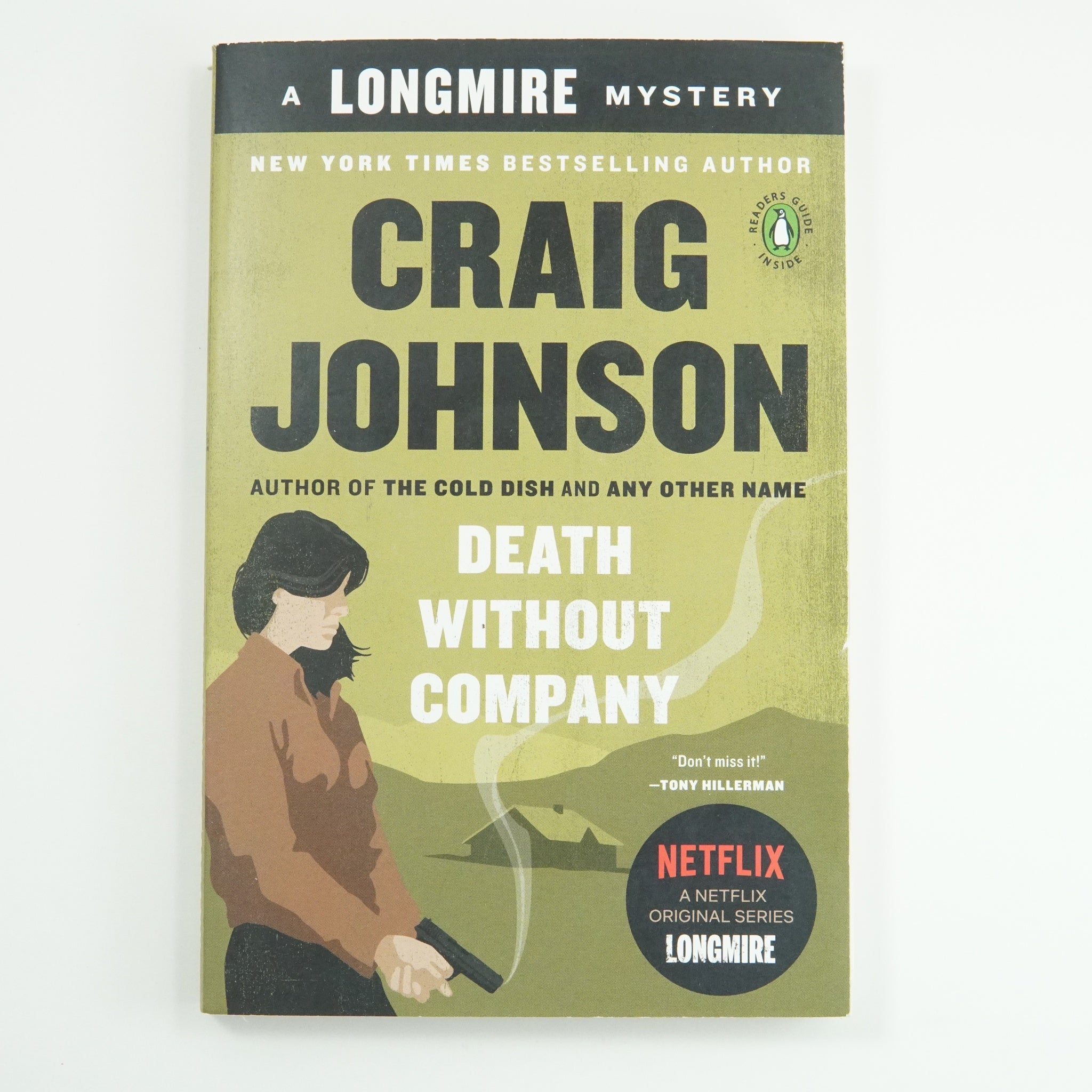 """Death Without Company"" by Craig Johnson - The Longmire Series"