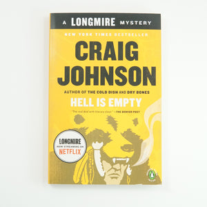 BK 5 HELL IS EMPTY BY CRAIG JOHNSON