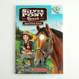Silver Pony Ranch #1 Sparkling Jewel by D.L. Green