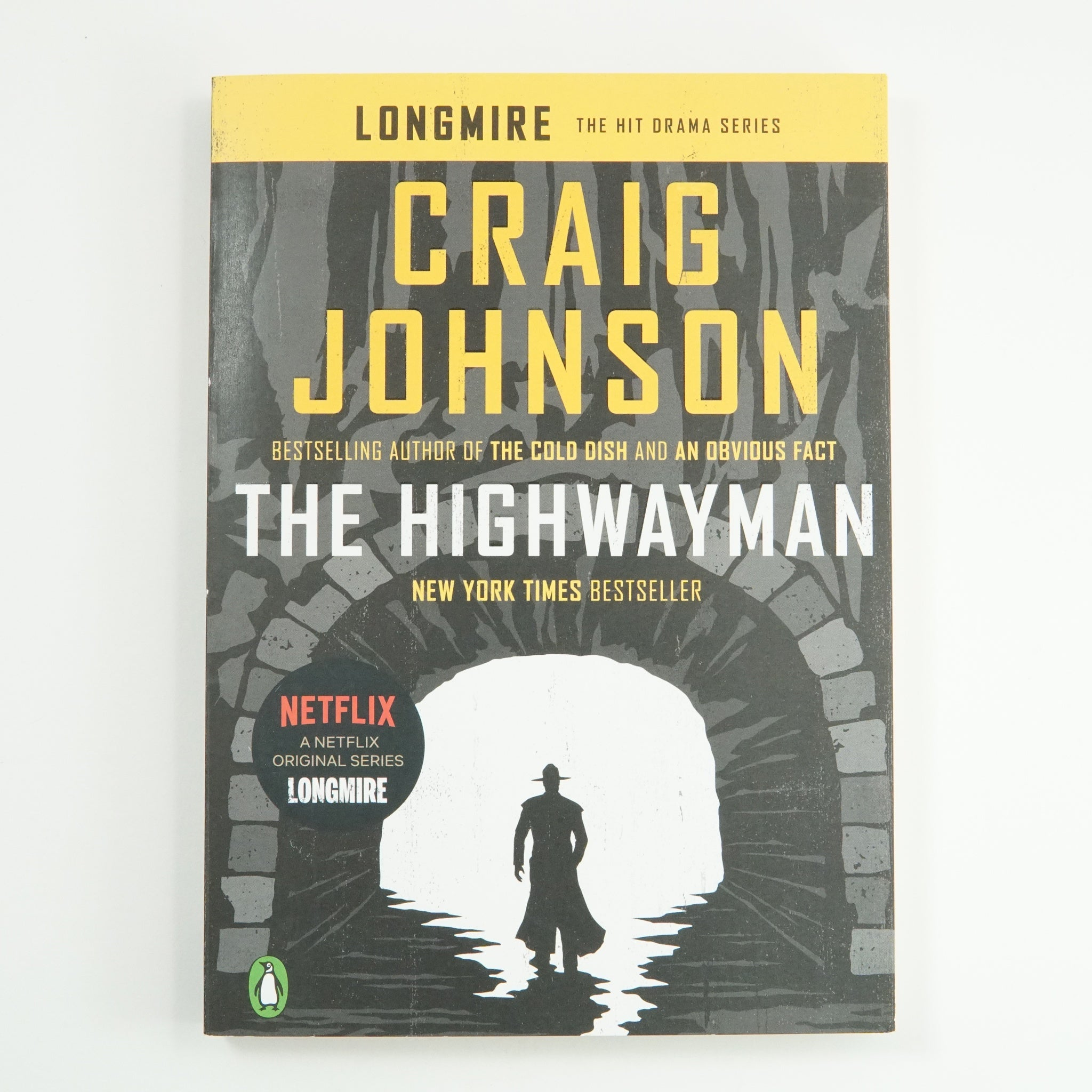 BK 5 HIGHWAYMAN BY CRAIG JOHNSON