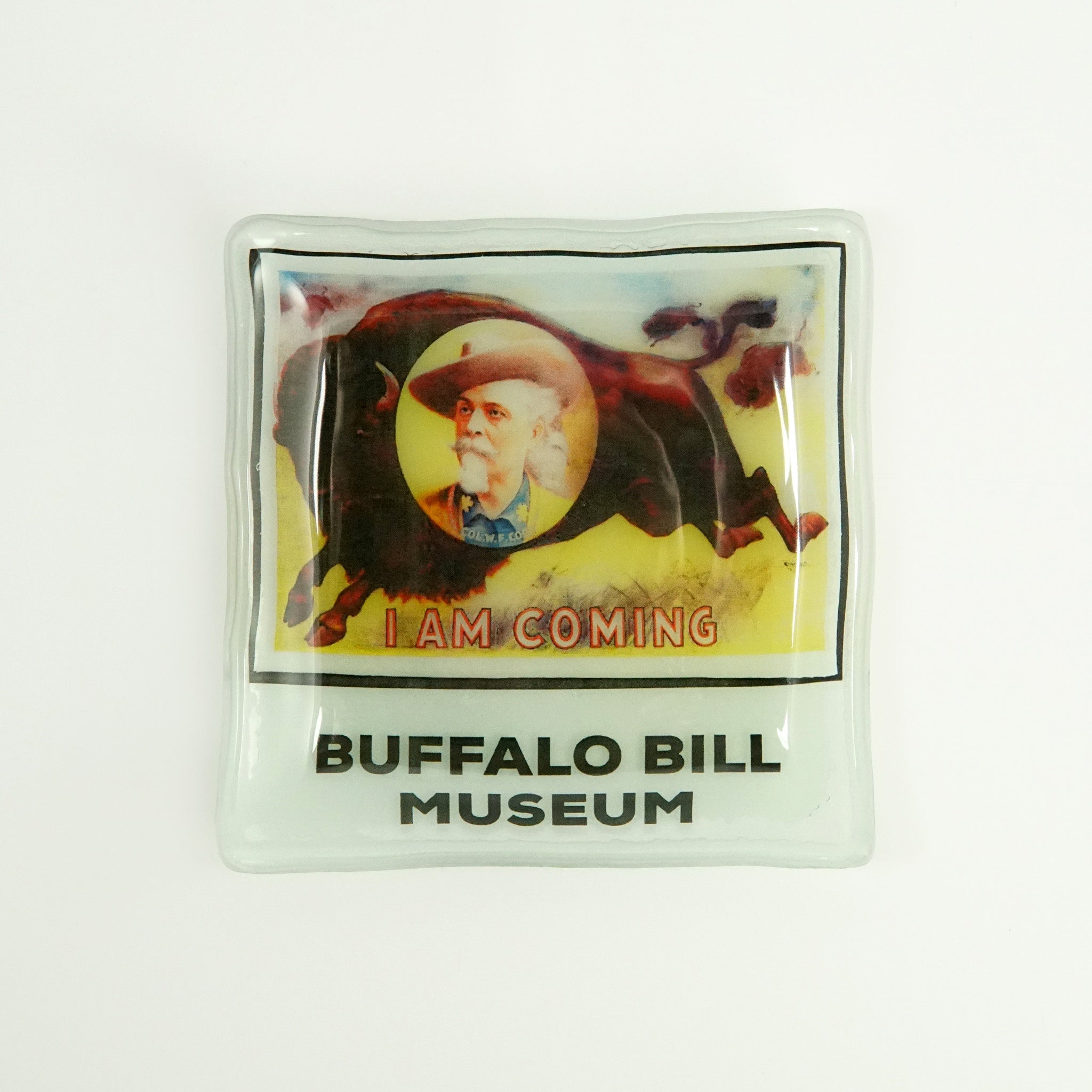 Buffalo Bill Ring Dish