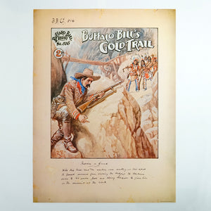 Buffalo Bill's Gold Trail