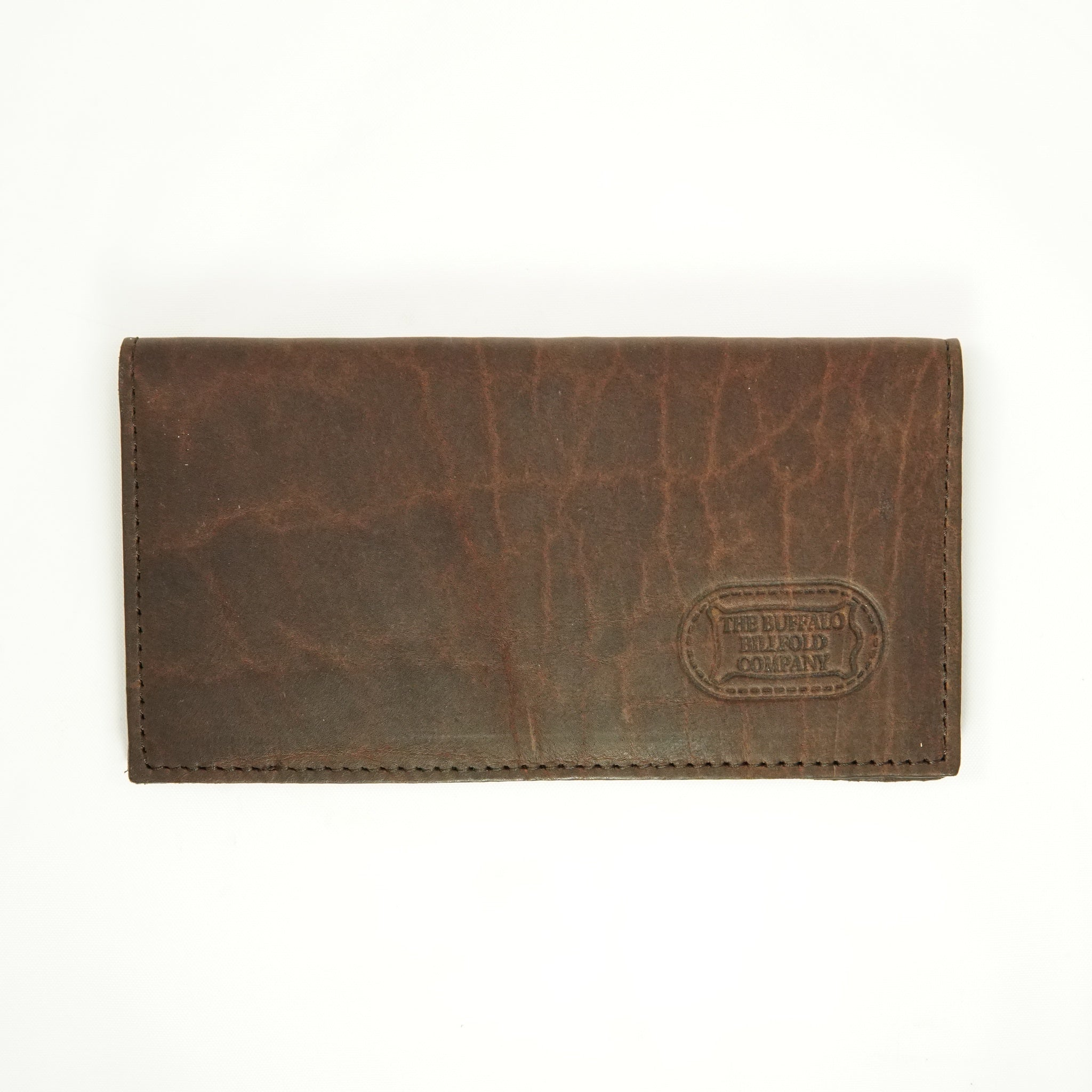 BUFFALO HIDE CHECKBOOK