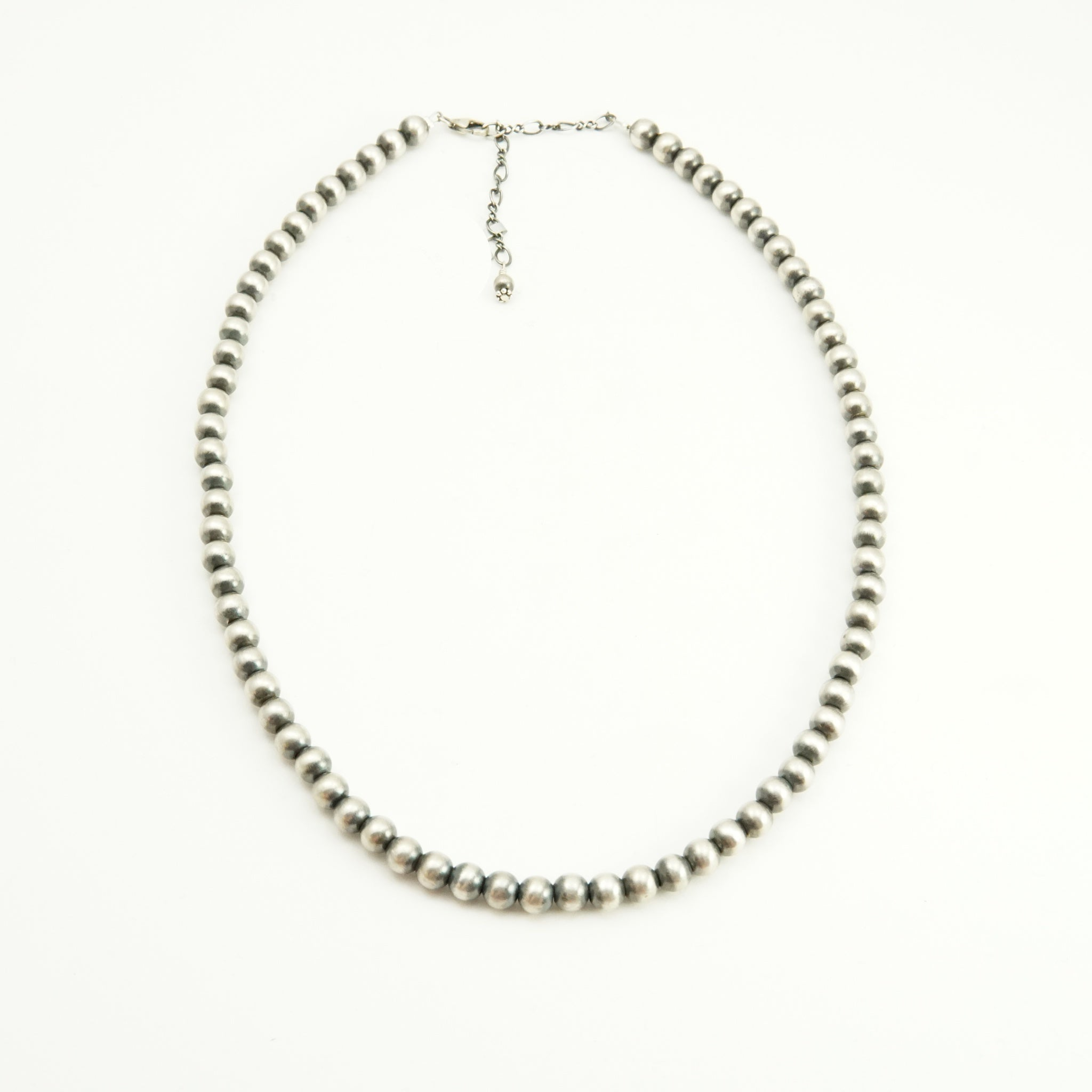 "NK 16"" BEAD NECKLACE"