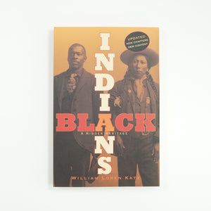 BK 12 BLACK INDIANS-A HIDDEN HERITAGE BY WILLIAM LOREN KATZ