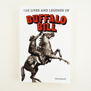 BK 1 LIVES AND LEGENDS OF BUFFALO BILL