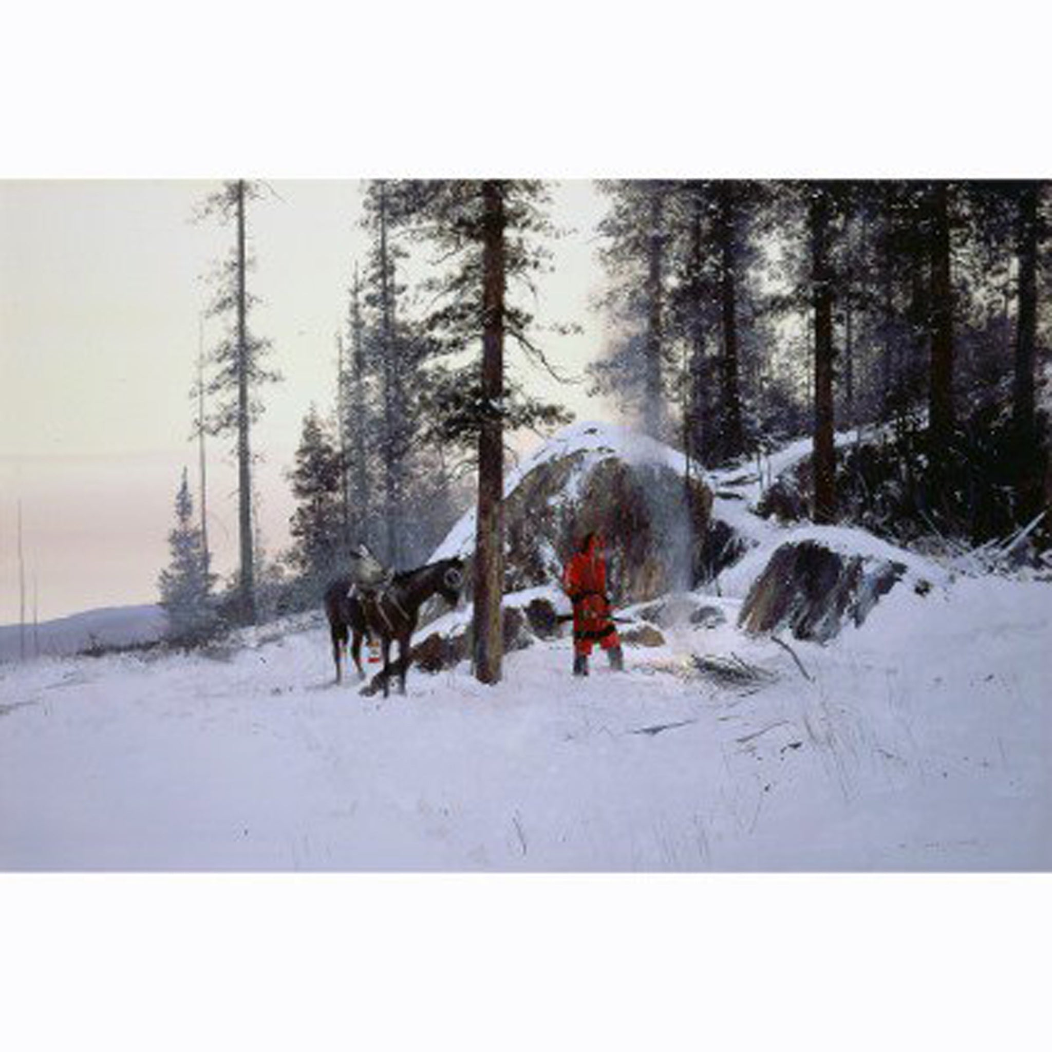 PR 29* WINTER CAMP BY MICHAEL COLEMAN #31047640