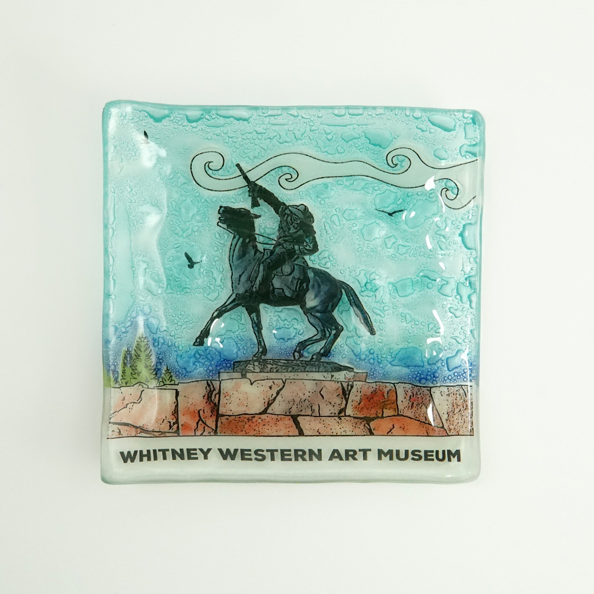 Whitney Western Art Ring Dish