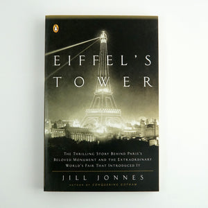 BK 1 EIFFEL'S TOWER BY JILL JONNES