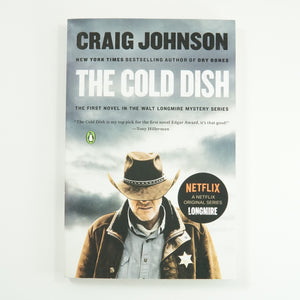 """The Cold Dish"" by Craig Johnson - The Longmire Series"