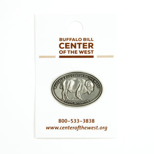 Buffalo Bill Center of the West Pin