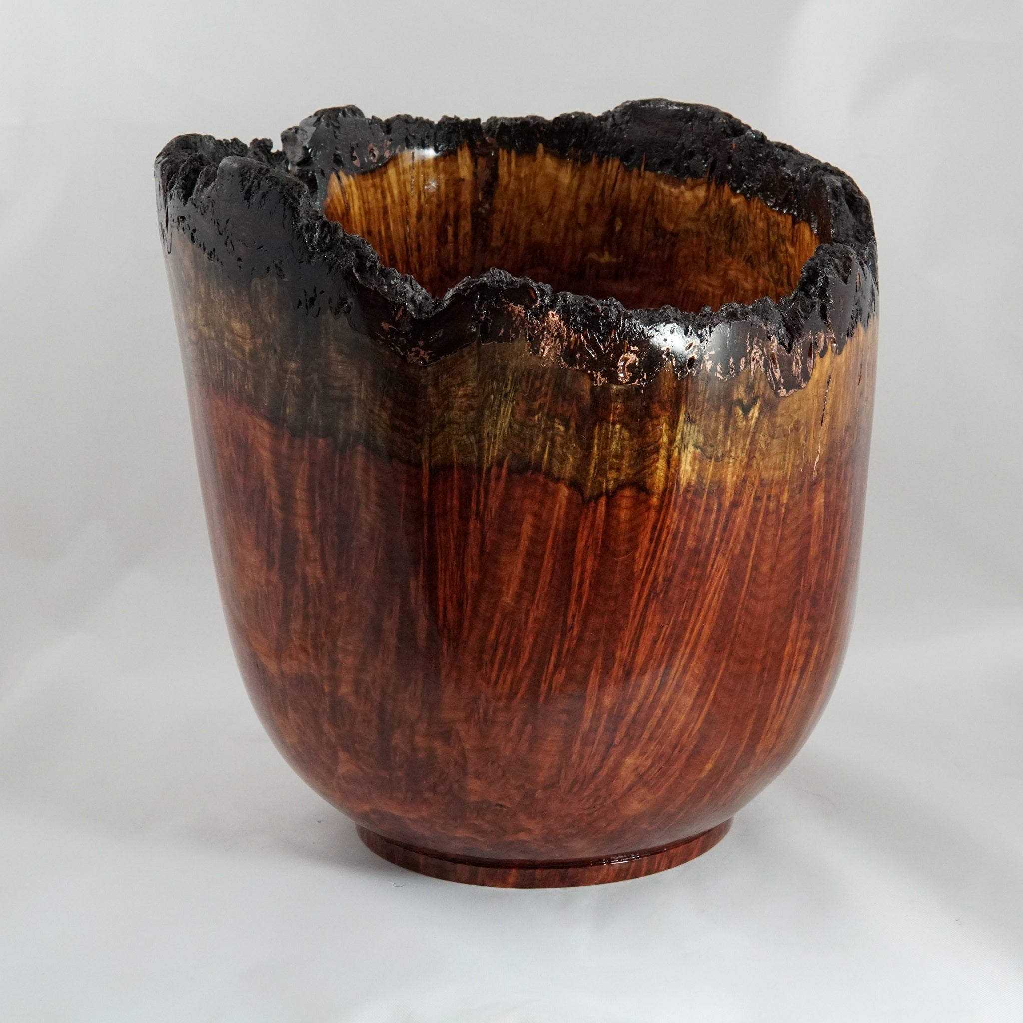 Redwood Burl bowl by Mat King - 11172