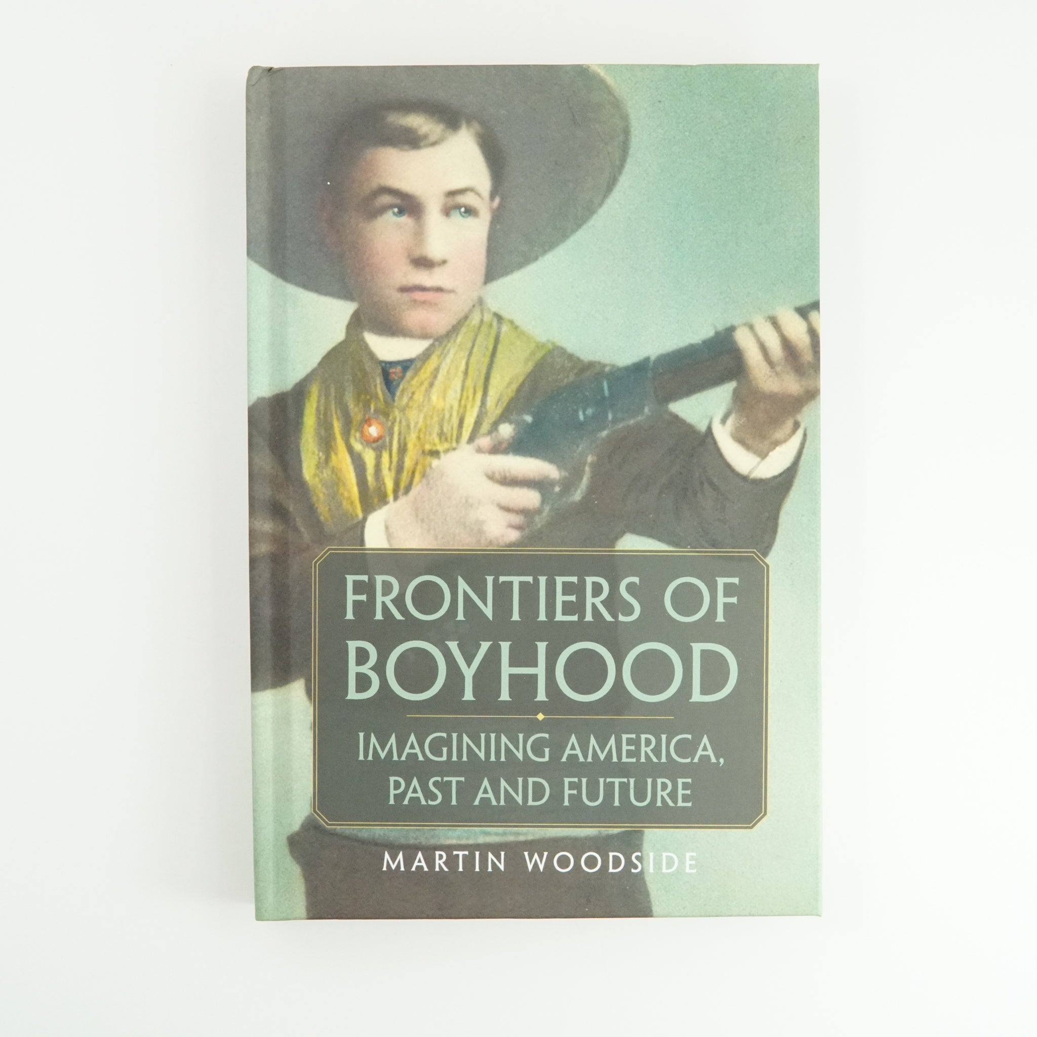 BK 1 FRONTIERS OF BOYHOOD