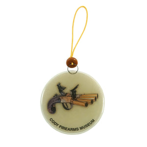 Cody Firearms Museum Ornament