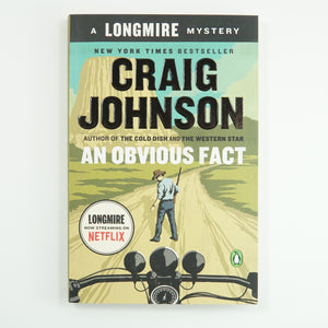 """An Obvious Fact"" by Craig Johnson - The Longmire Series"