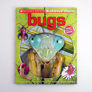 BK 19 DISCOVER MORE BUGS BY PENELOPE ARLON